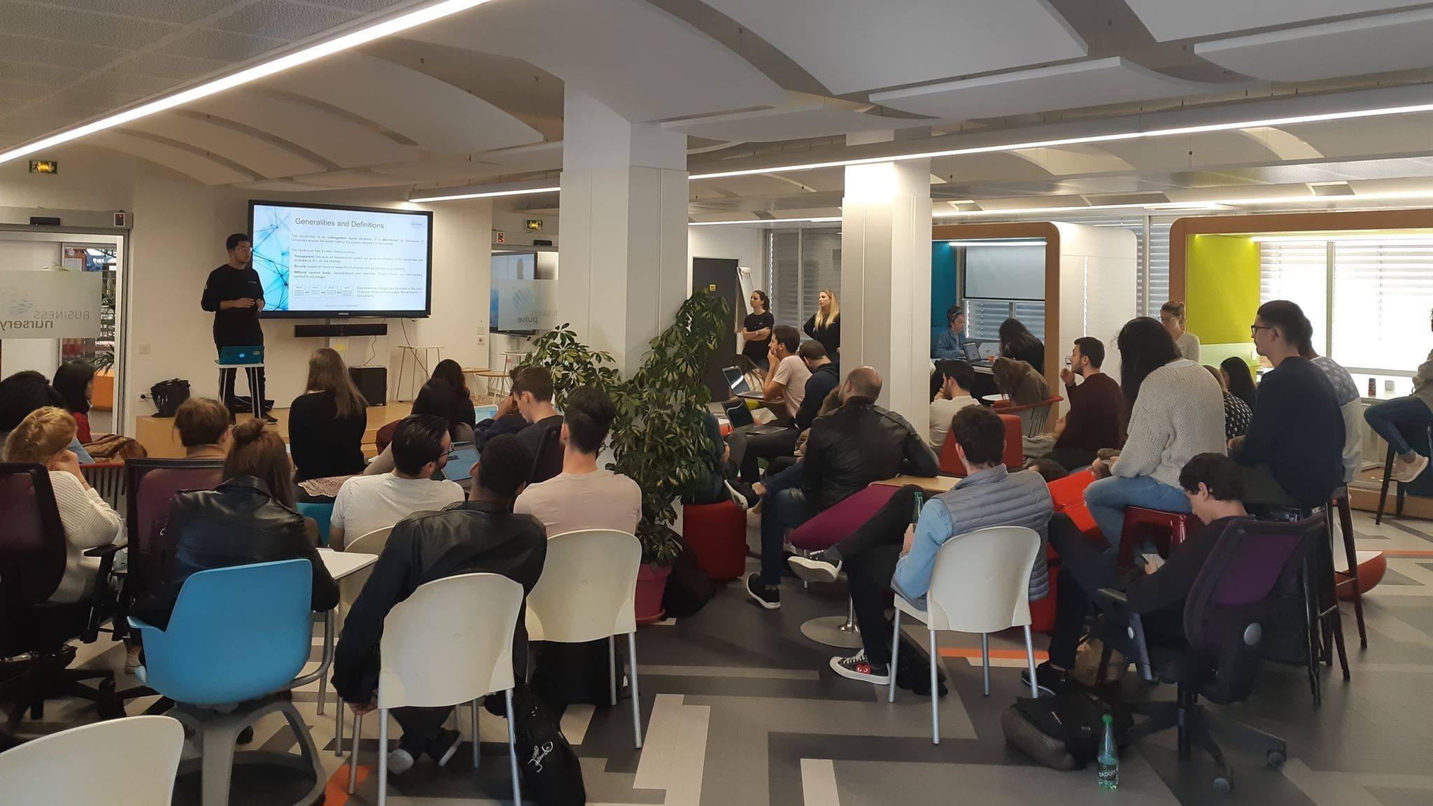 Bitcoin Meetup Marseille