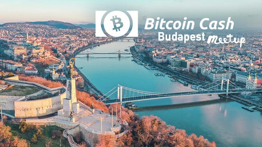 Budapest Bitcoin Cash Meetup