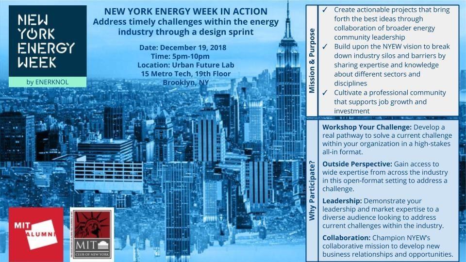 Photos - NEW YORK ENERGY WEEK MEETUP (New York, NY) | Meetup