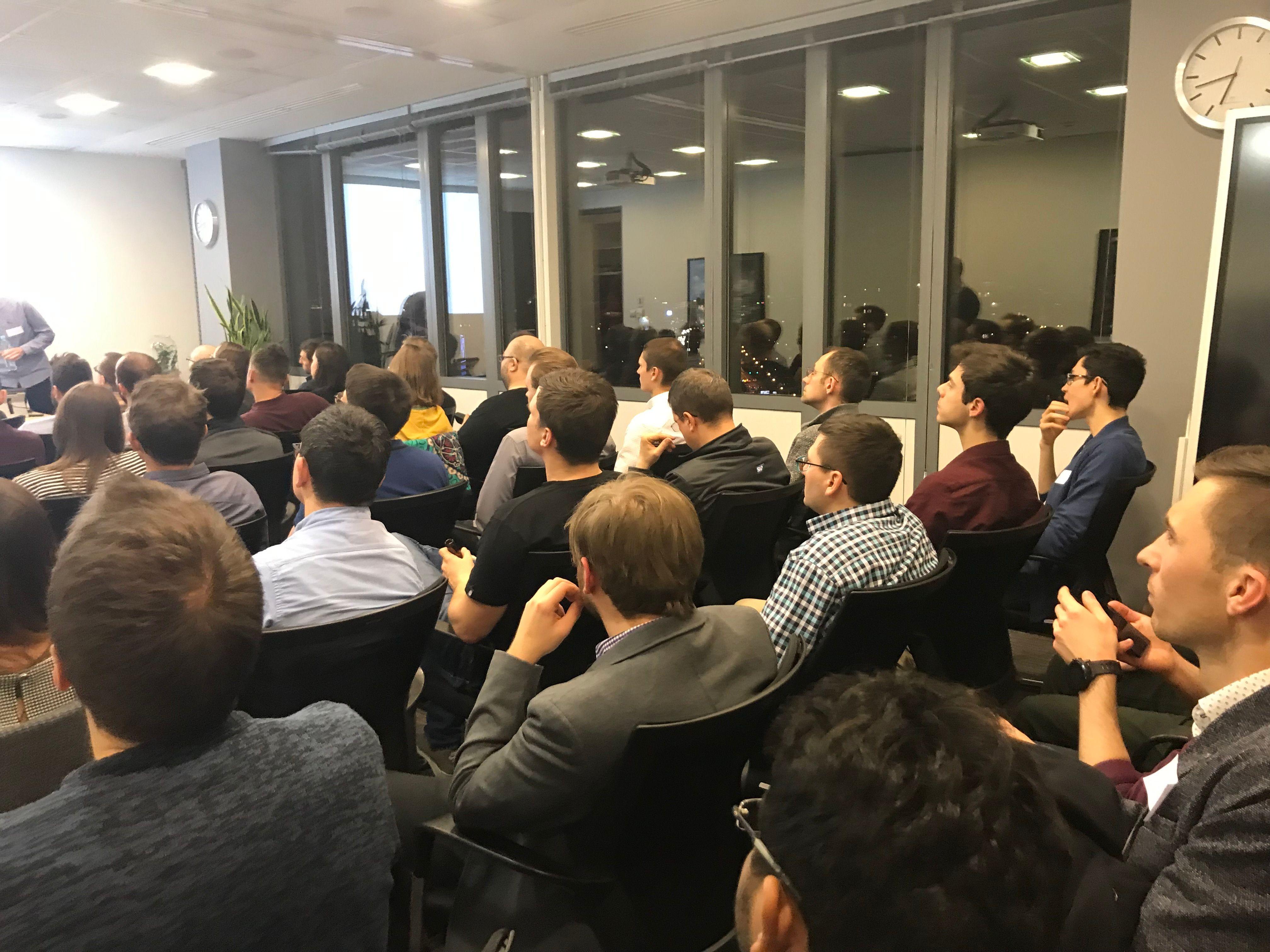 McKinsey & Company Knowledge Network Tech Meetup