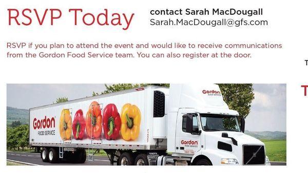 HIRE A GI - Gordon Food Service Job Fair | Meetup