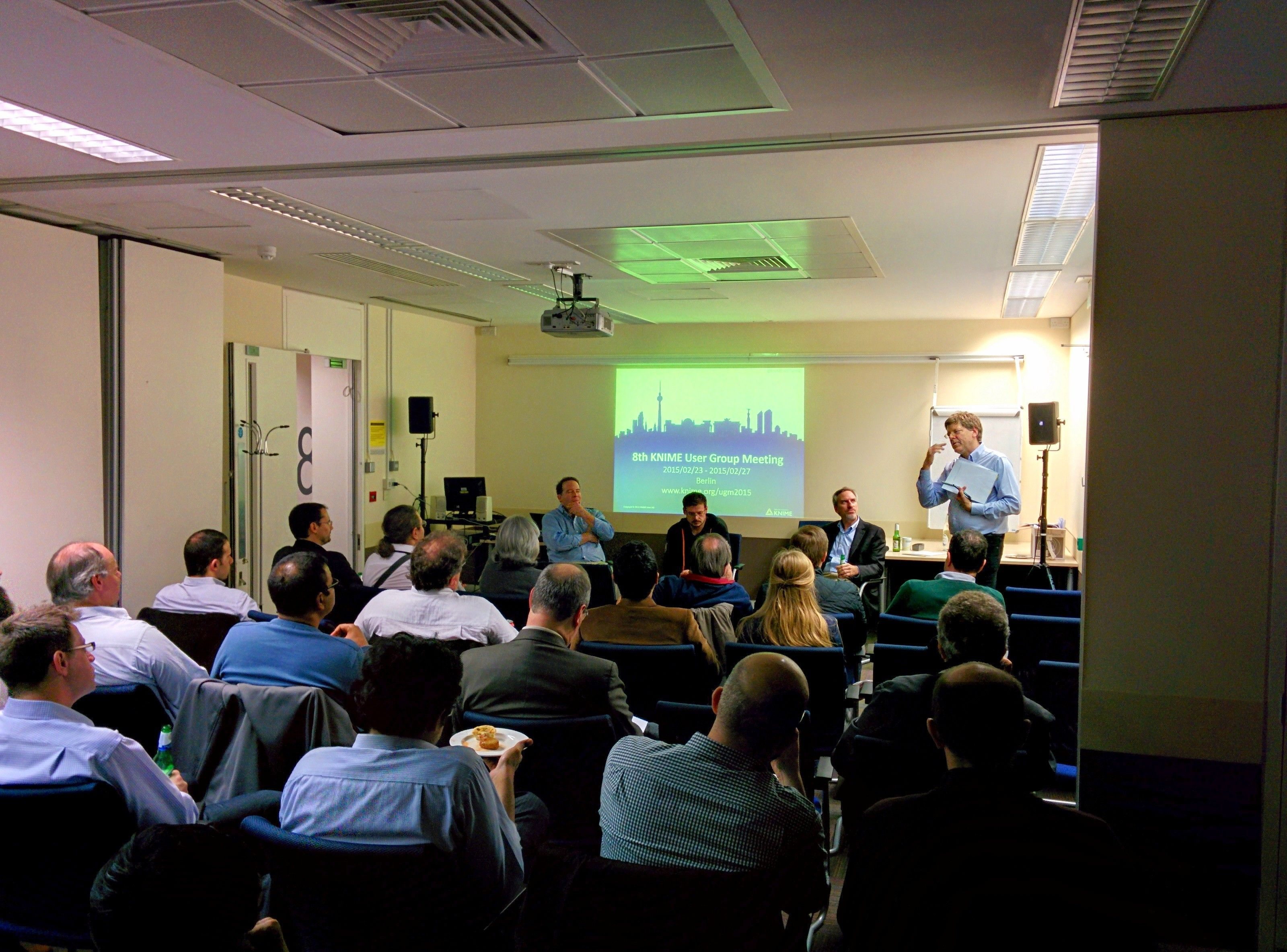KNIME User Group UK