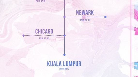 Twice Fancy You World Tour In Chicago Meetup