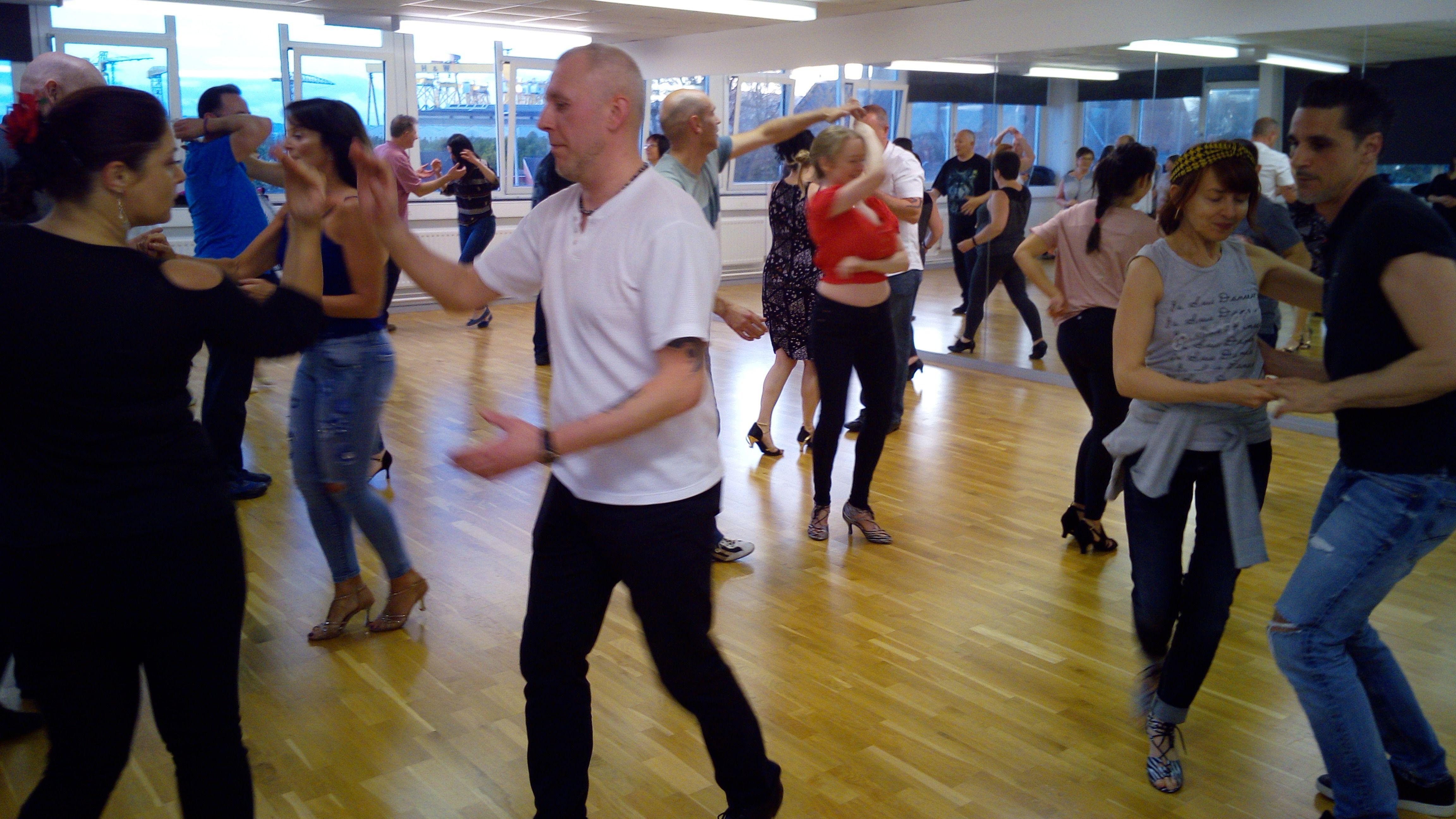 Belfast Social Dance Meetup