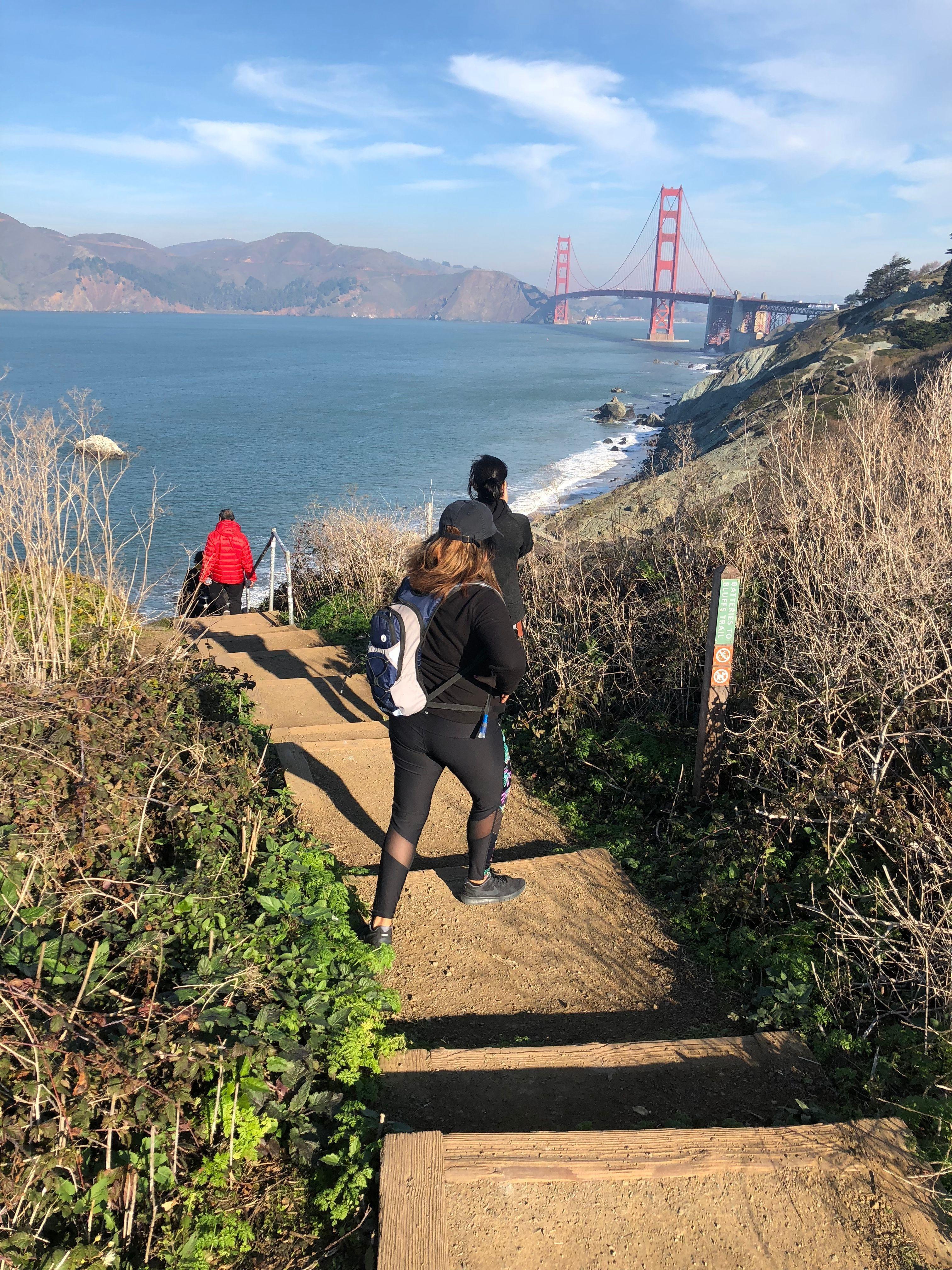 Sea & Mountain Hiking Meetup