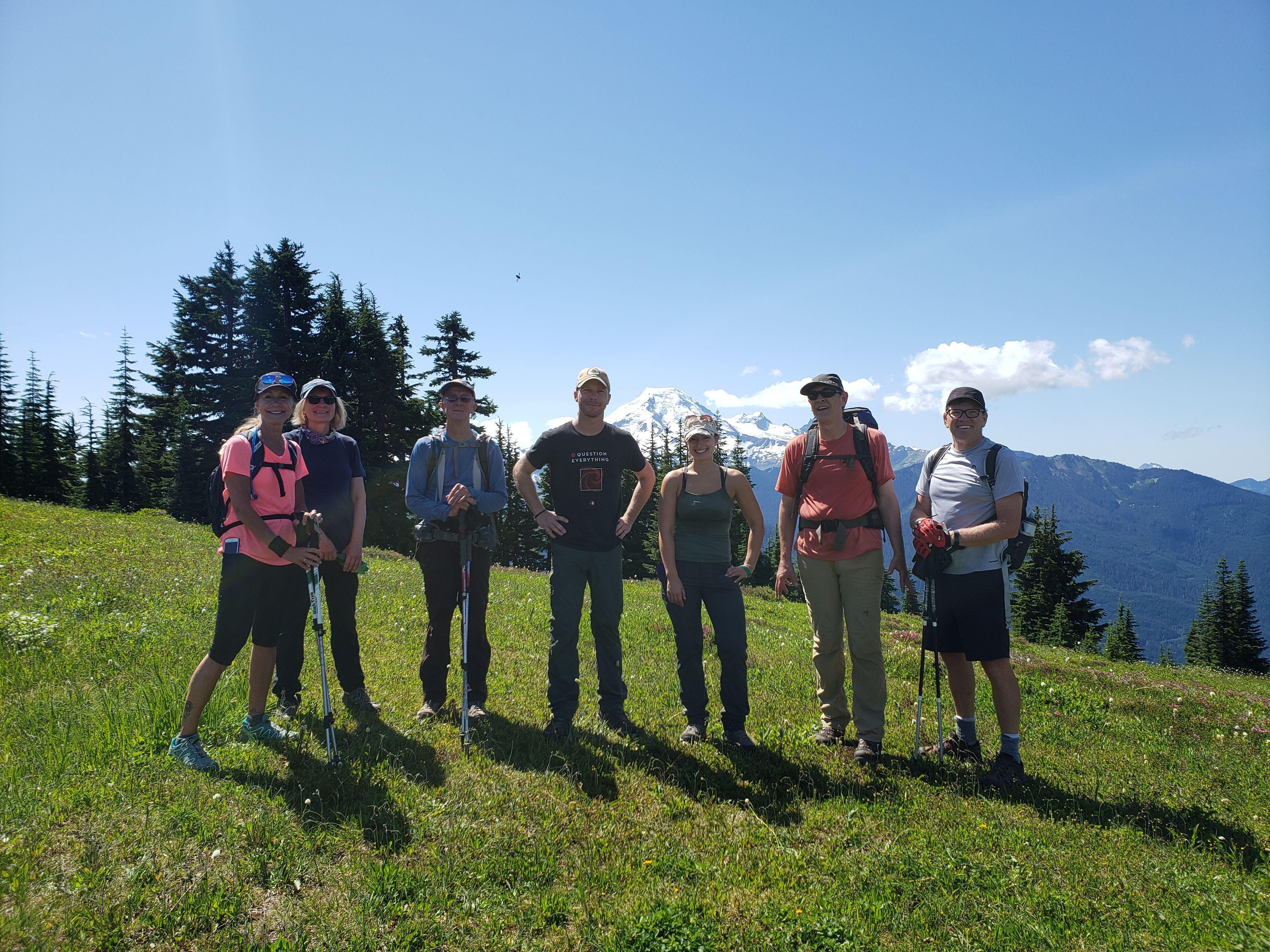 Bellingham Trails Meetup