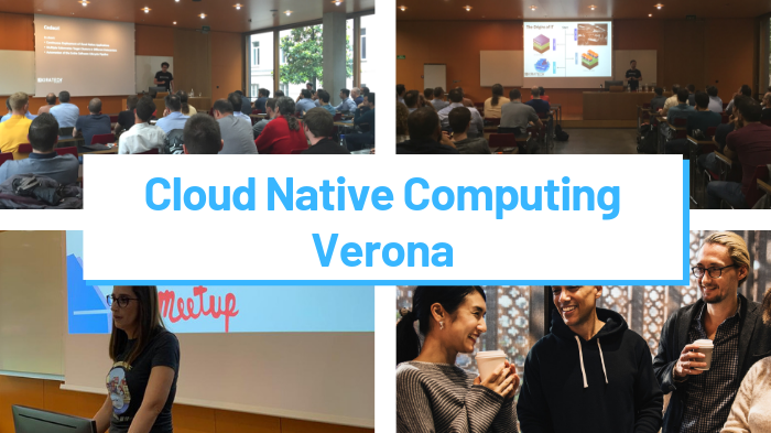 Cloud Native Computing Verona