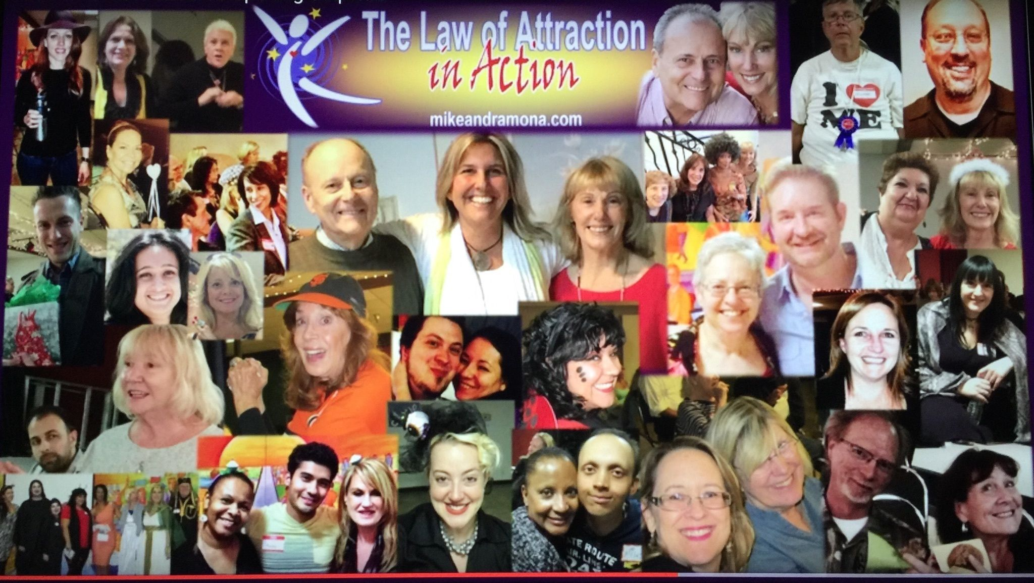 The Burbank Law of Attraction  Group
