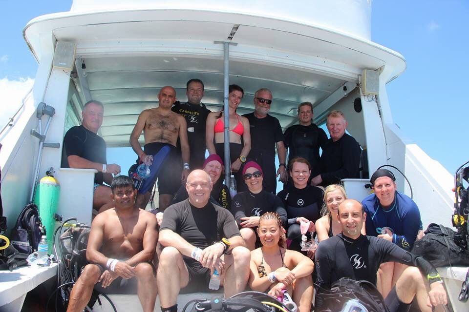 London Scuba Diving Social Group & Holiday Travel