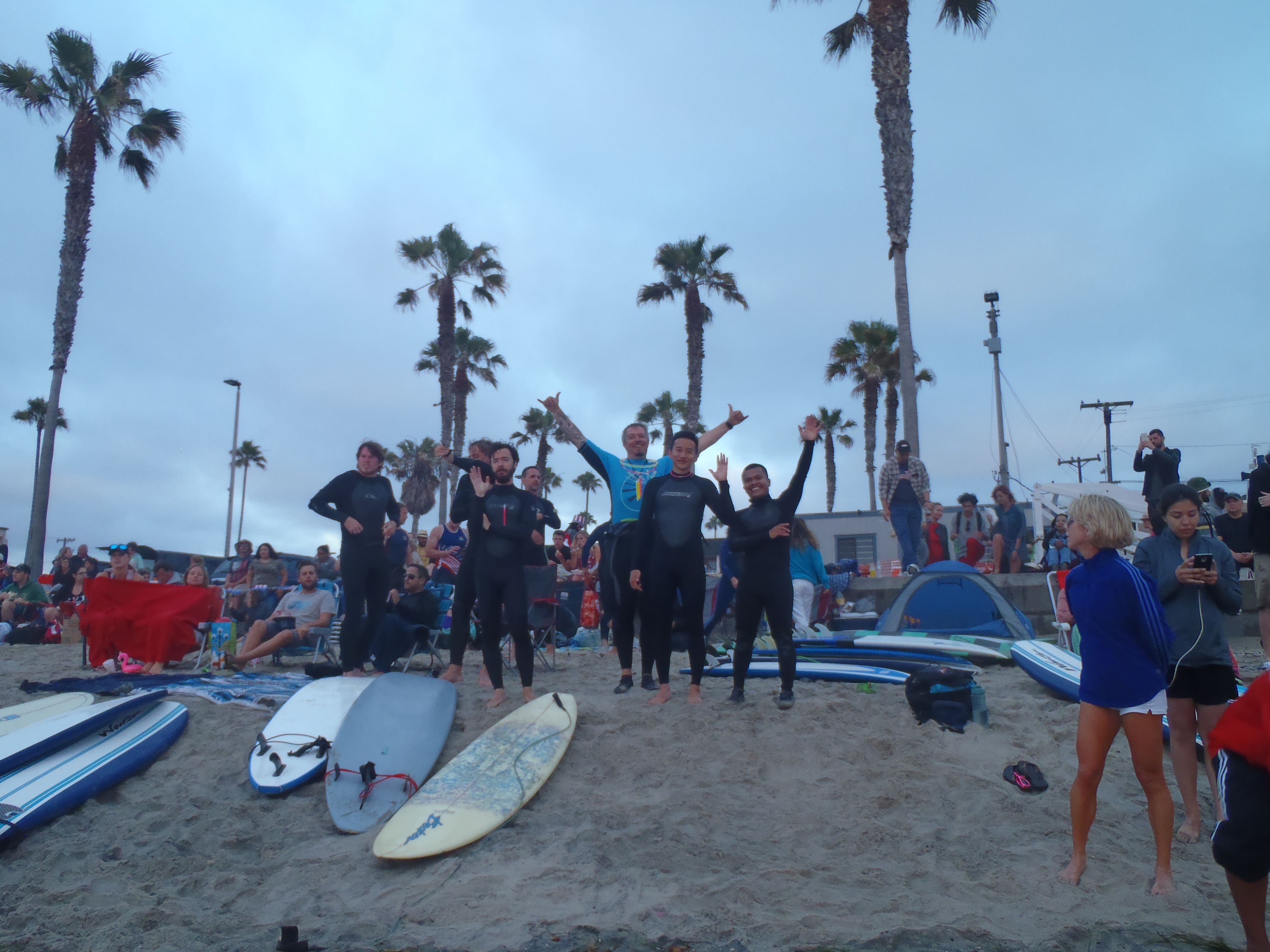 Surf Lessons on Saturday- San Diego