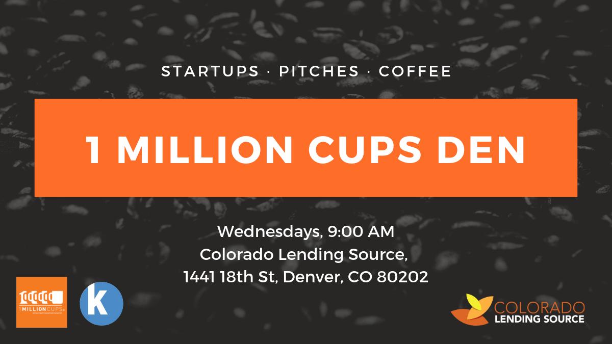 1 Million Cups Denver