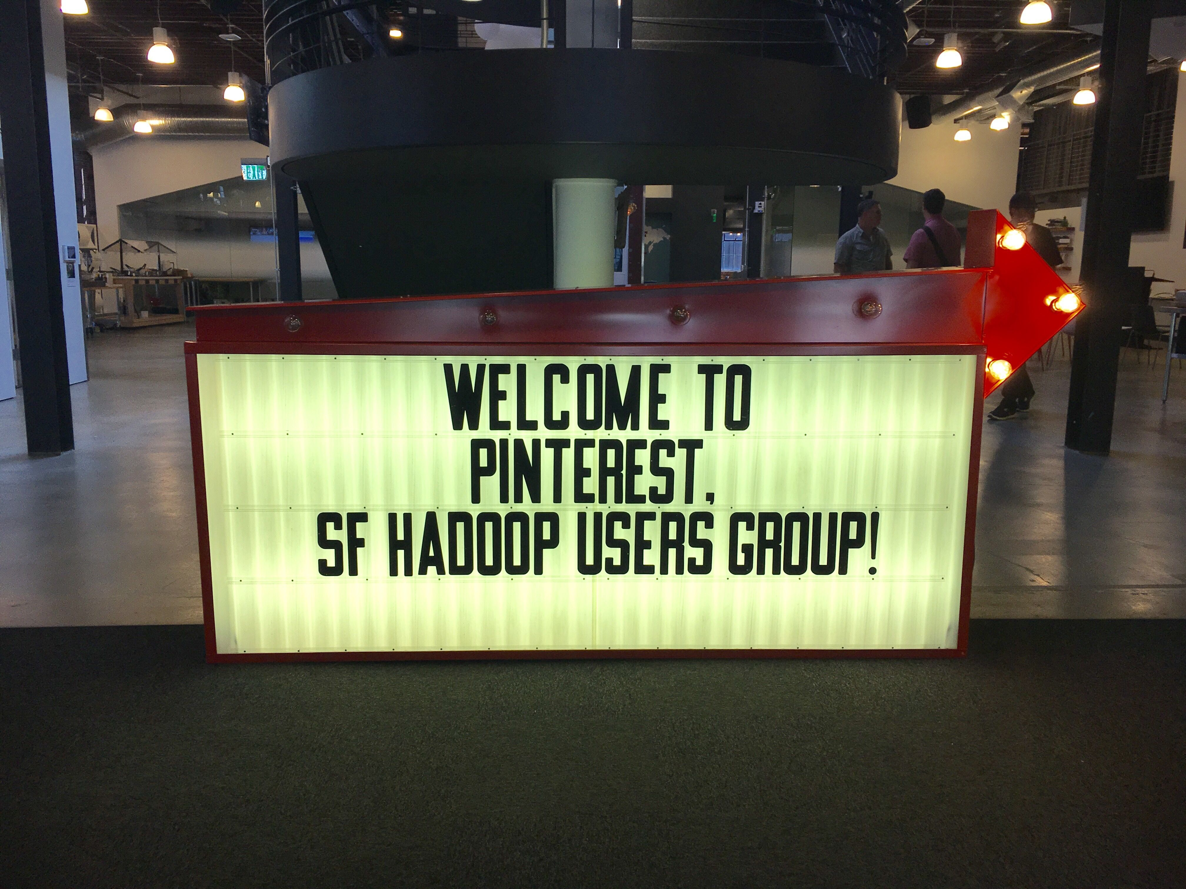 San Francisco Hadoop Users