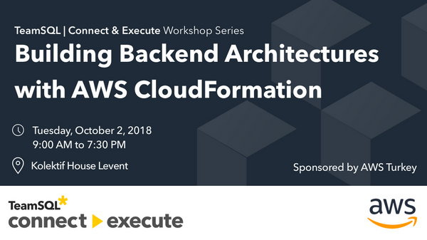Building Backend Architectures with AWS CloudFormation   Meetup
