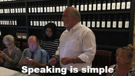 Speaker Training to Help You Speak to any group/organization
