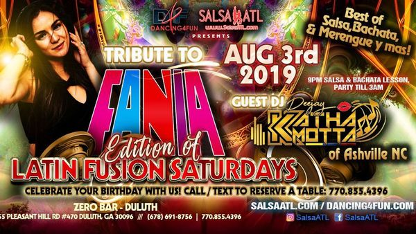 Upcoming events | The Atlanta Salsa and Bachata Meetup Group