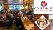 Photo for Happy Hour at Court Haus Social  August 22 2019