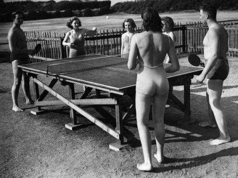 Antwerp's Social Ping Pong Club
