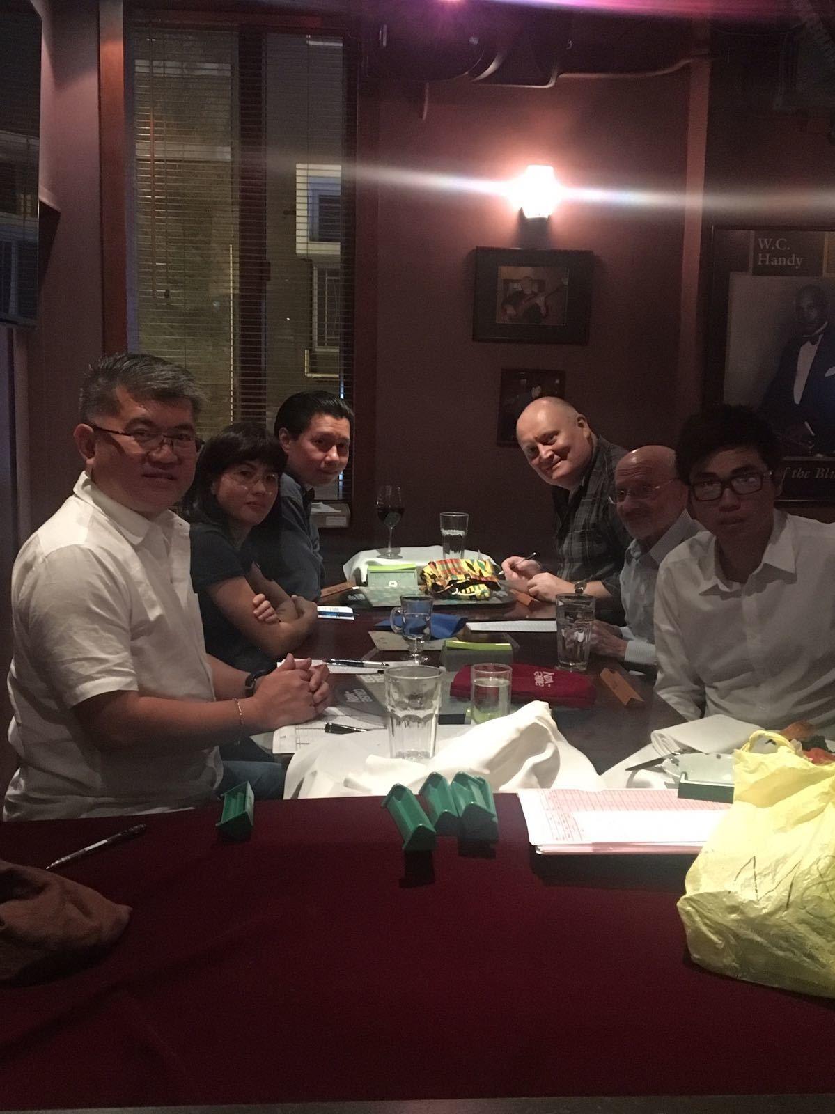 Hong Kong Competitive Scrabble Meetup