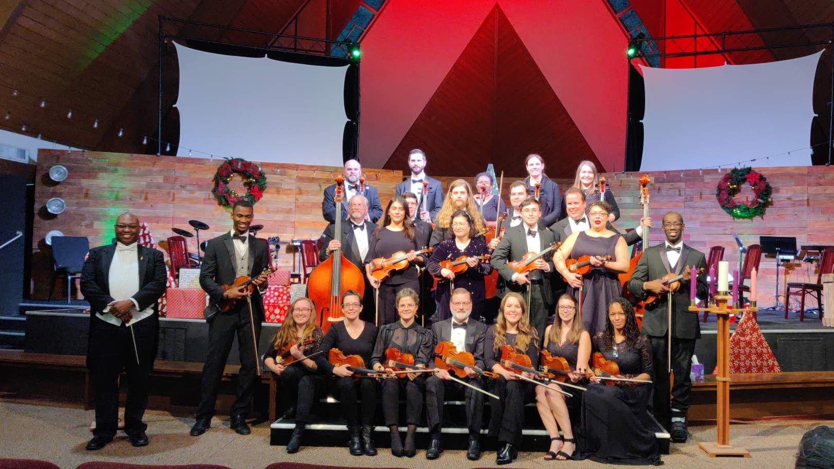 The Dallas Unity String Orchestra