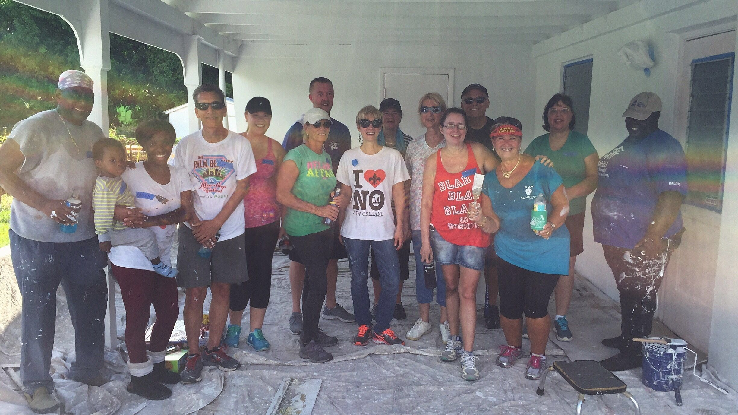 Volunteers of The Palm Beaches