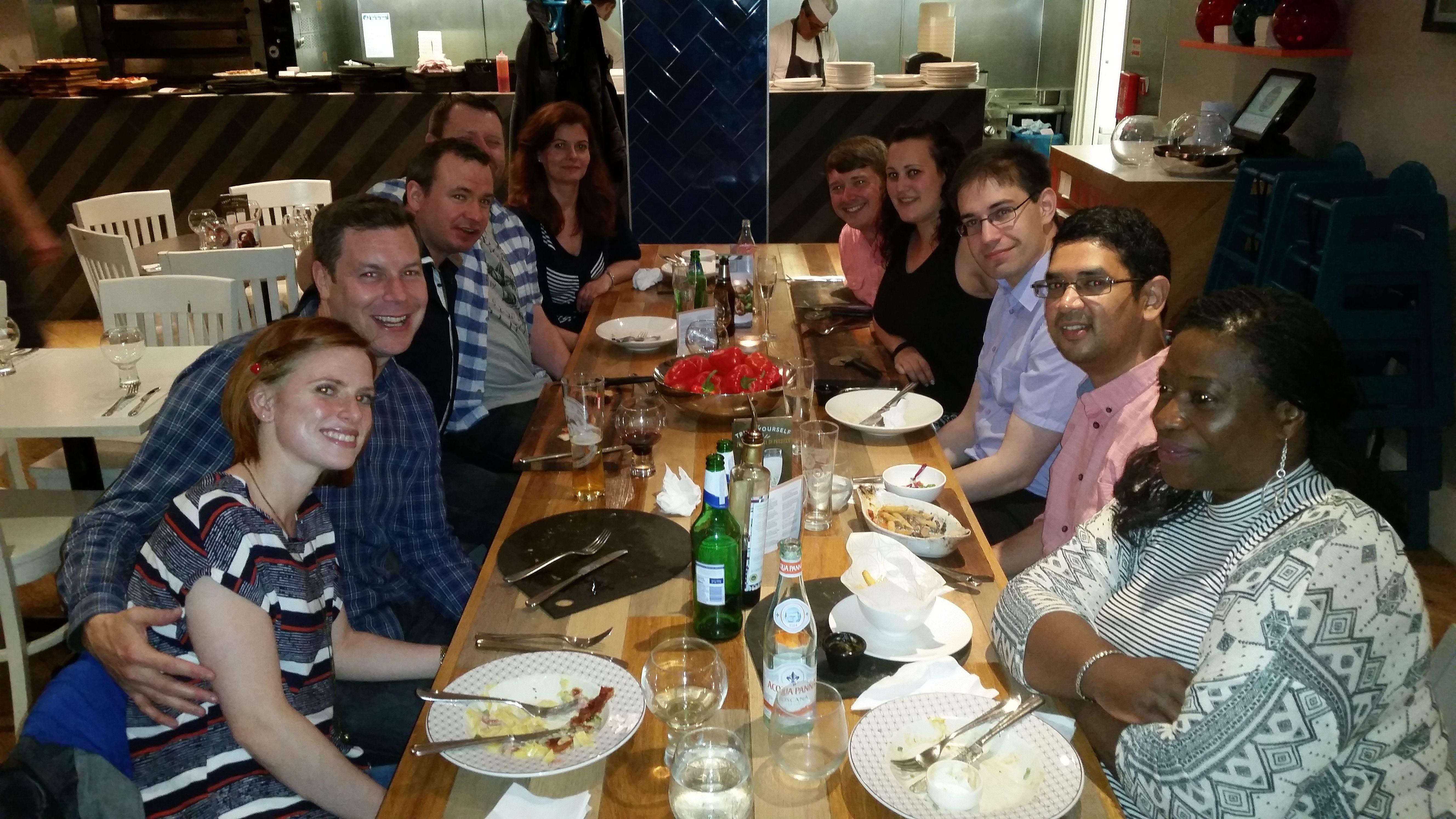 Milton Keynes Social Meetup