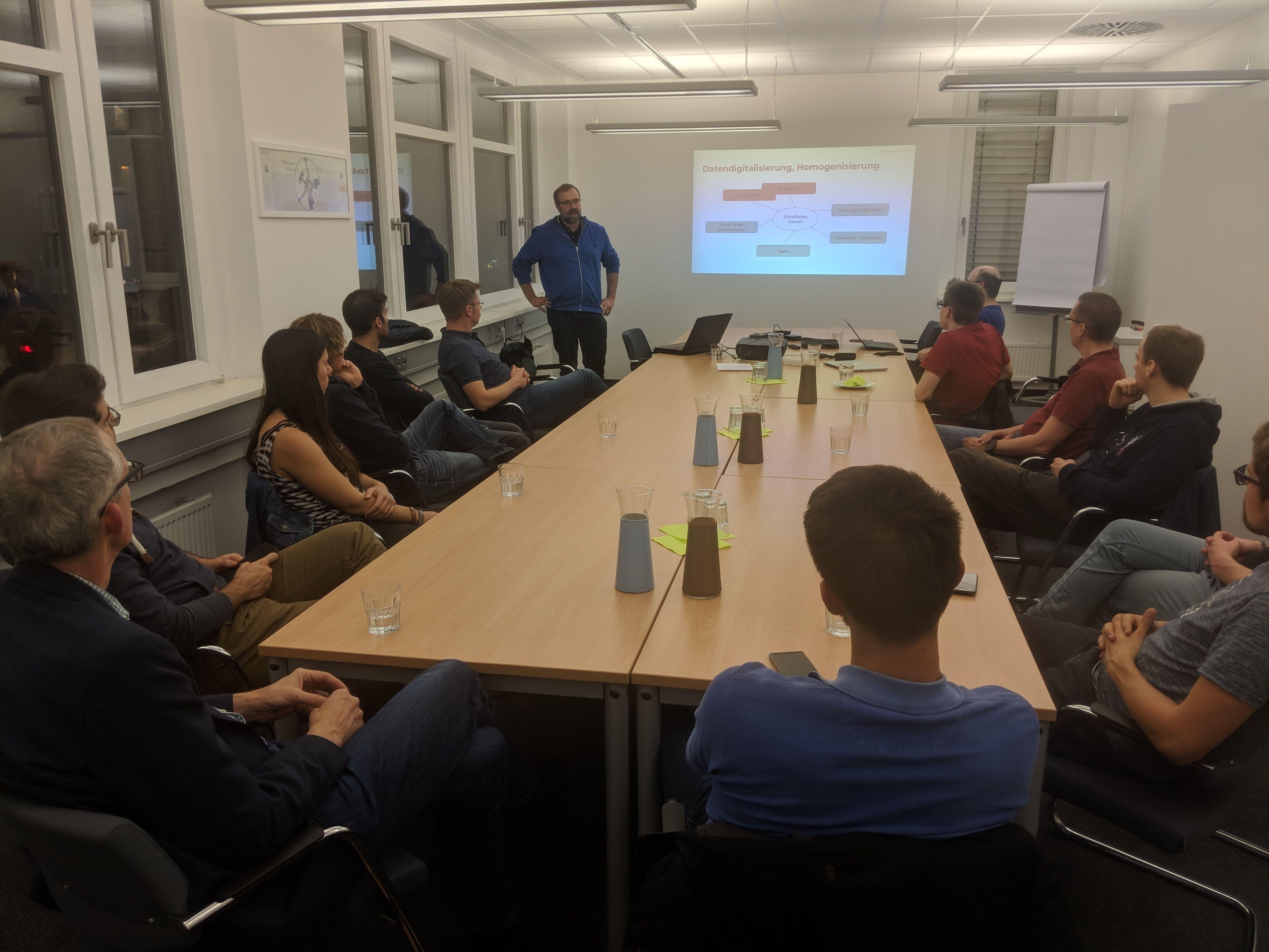 Machine Learning UserGroup Stuttgart