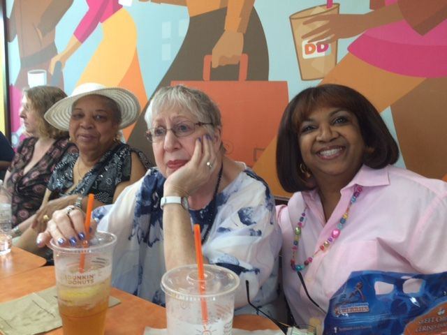 Bolingbrook Boomers and A Cup of Java
