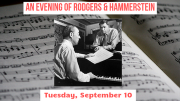 Photo for An Evening of Rodgers & Hammerstein September 10 2019