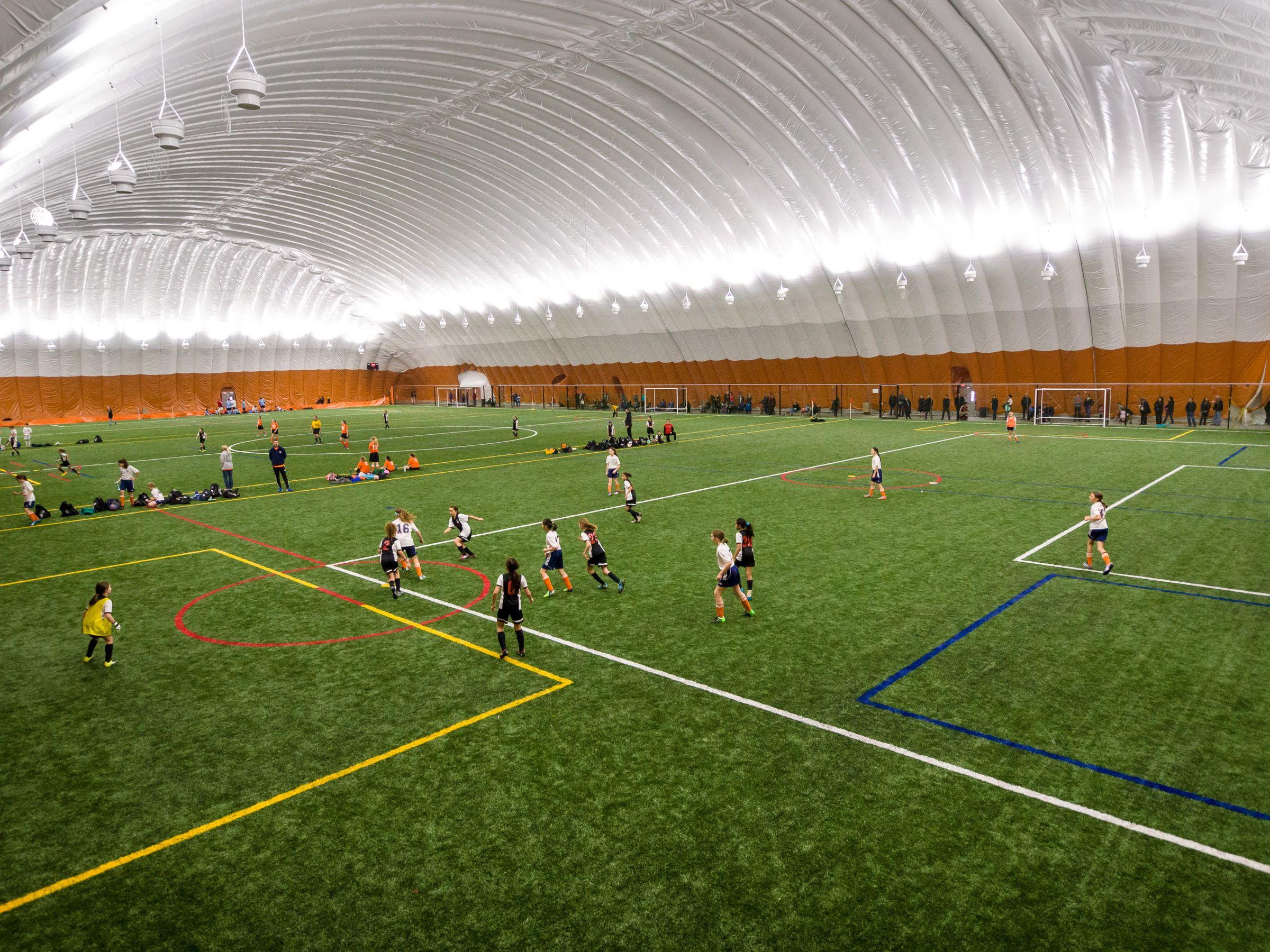 Evanston Pick-Up Soccer