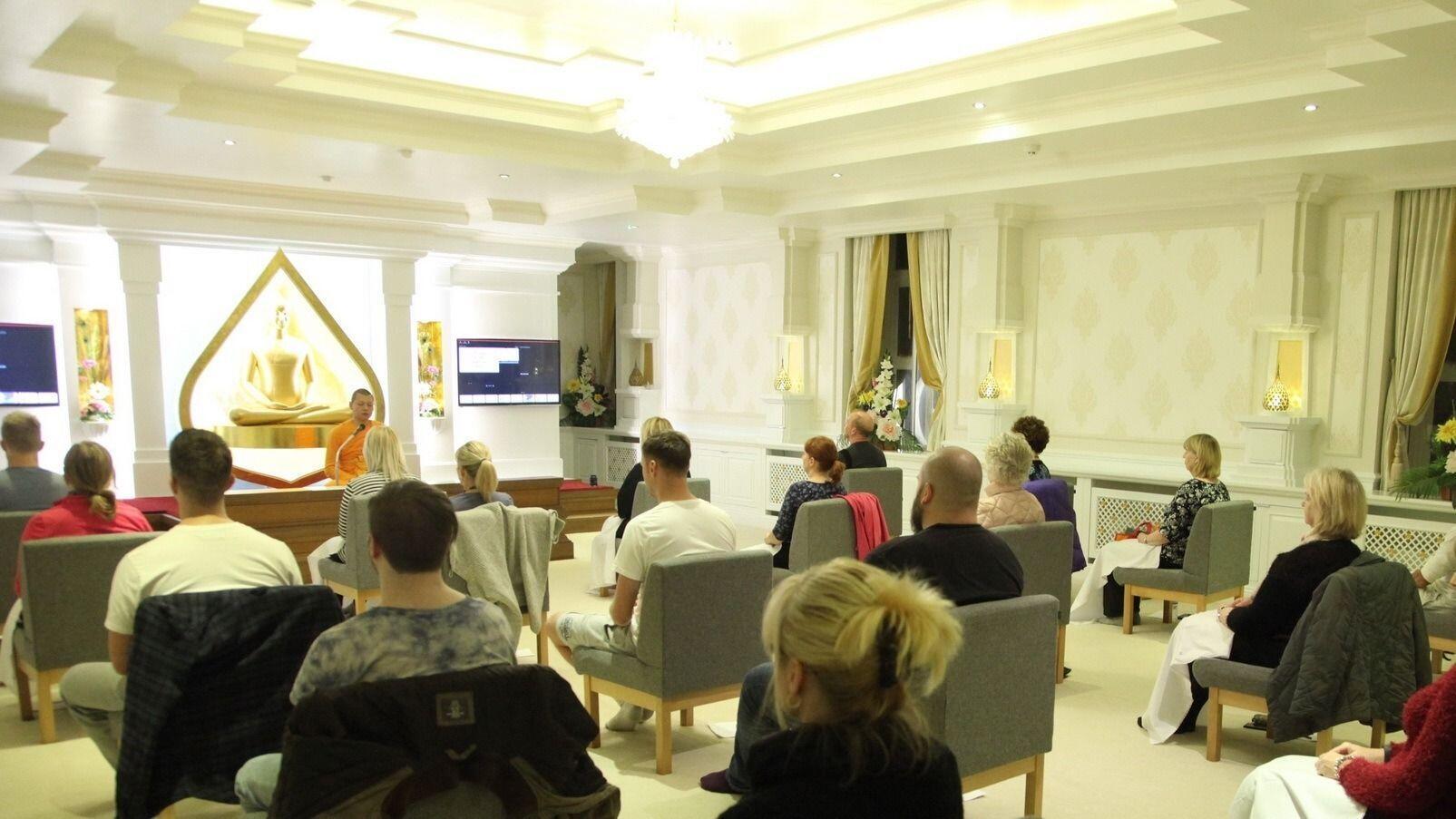 Buddhist chanting and meditation (meditation for intermediates)
