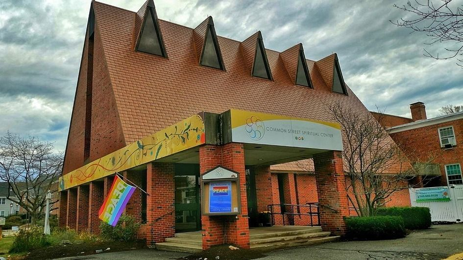 Building Community @ Common Street Spiritual Center