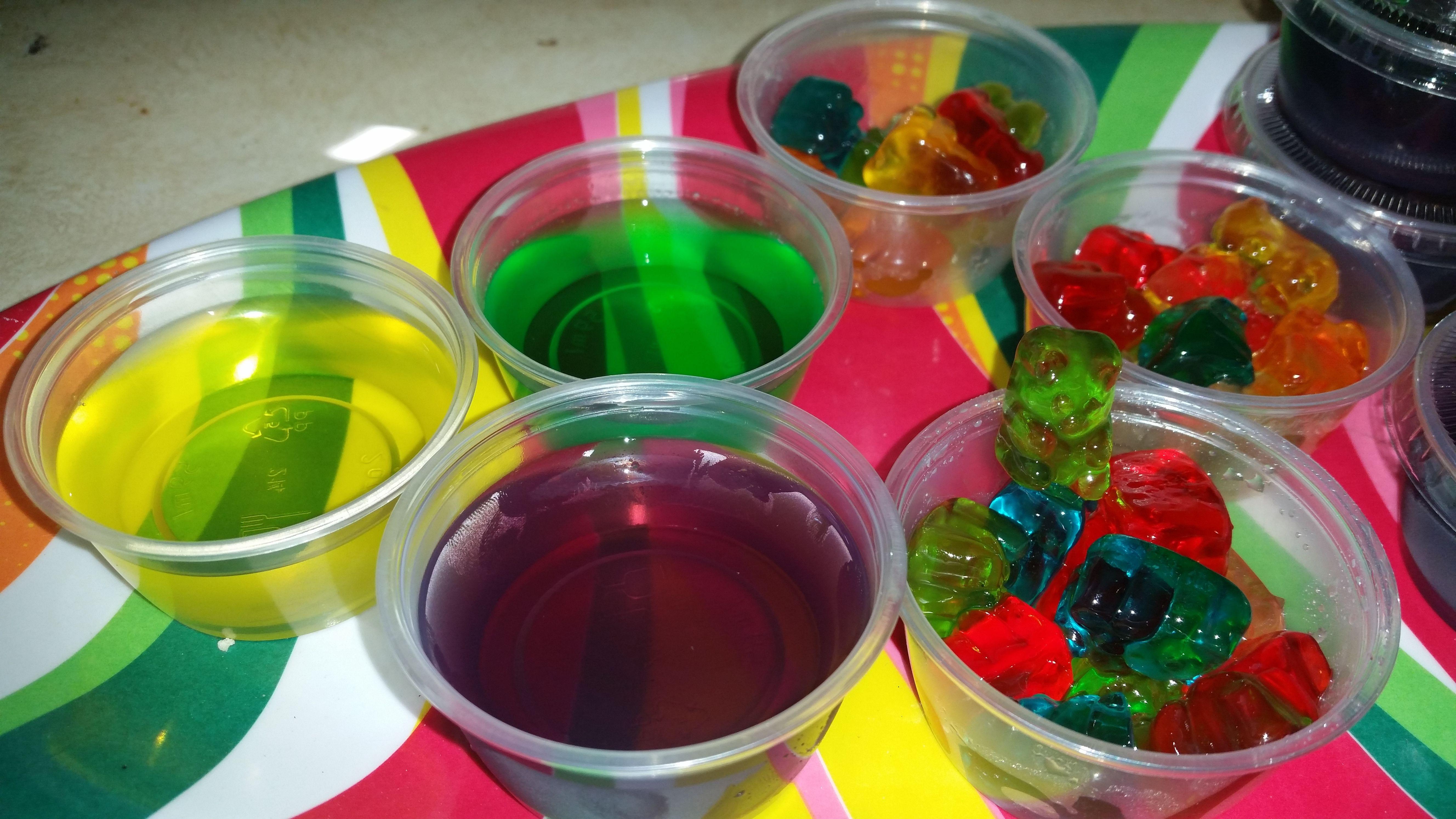 King Cake Jello Shot Recipe: The Jacksonville Social Group (Jacksonville, FL