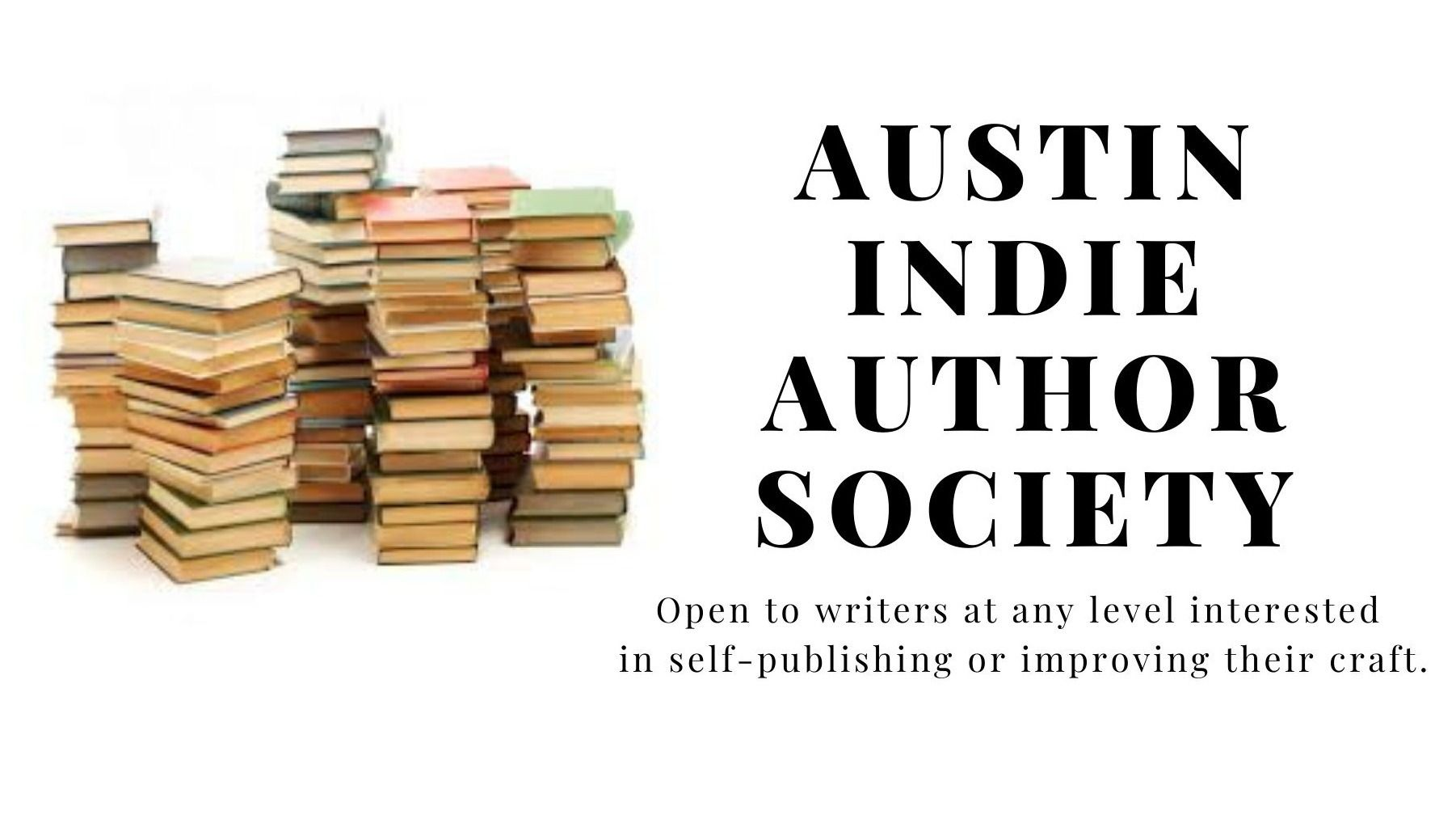 Indie Author Society (Austin and beyond!)