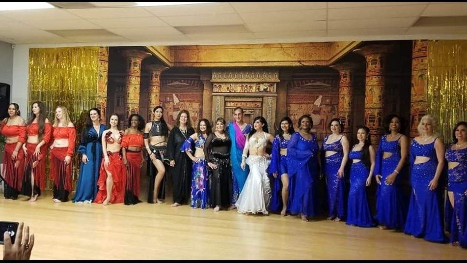 THE TAMPA BELLYDANCE MEETUP GROUP