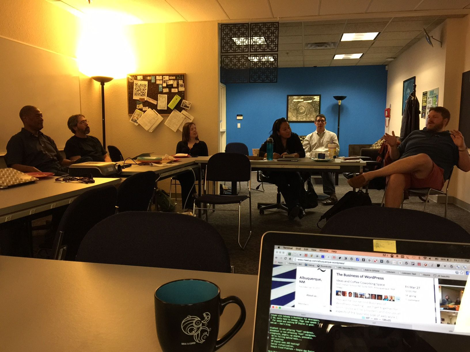 The Albuquerque WordPress User Group