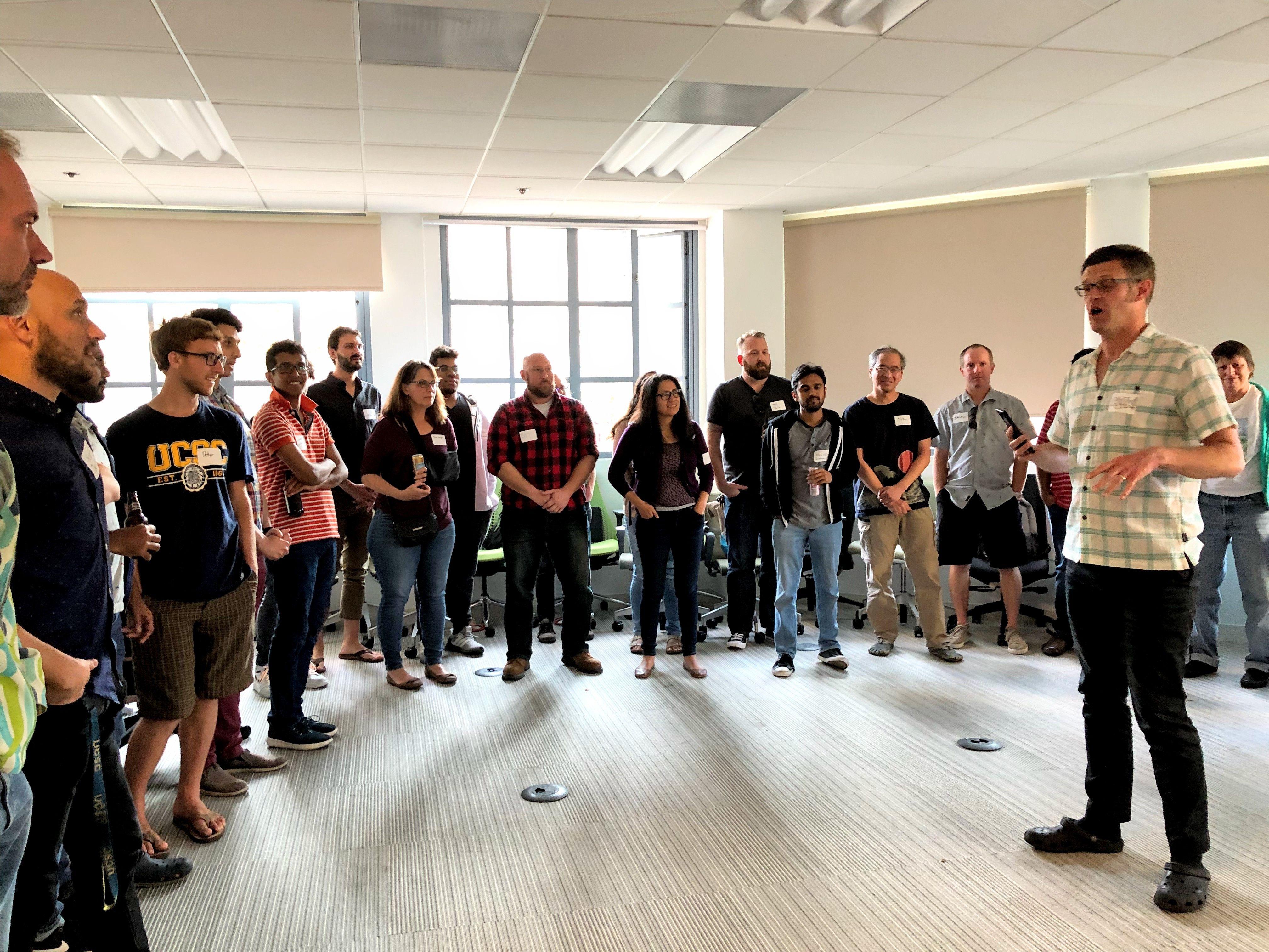 Santa Cruz Machine Learning Meetup Group