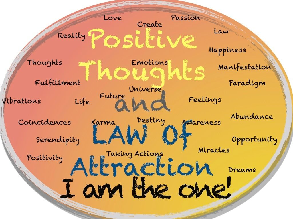 Positive Thoughts & Law of Attraction Meetup Group