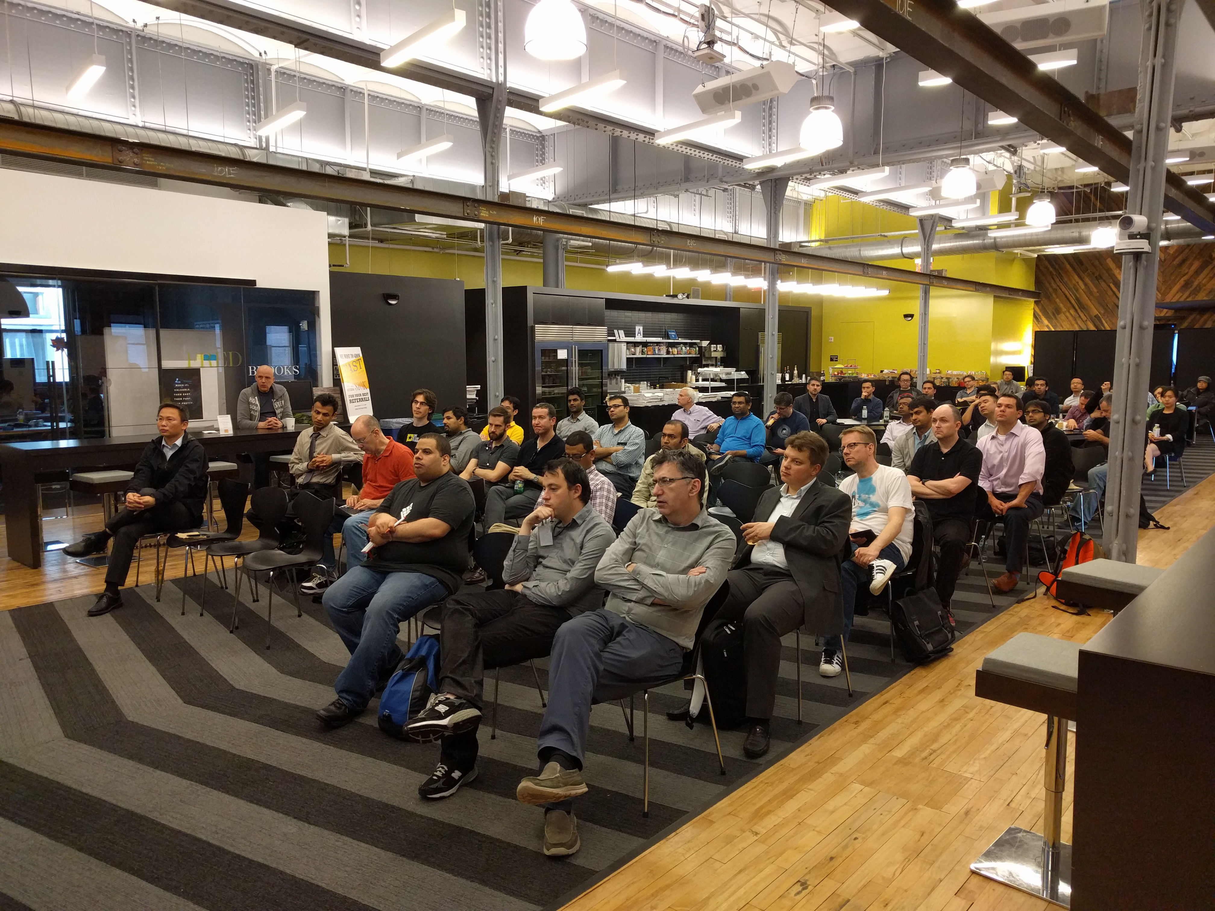 New York City Real-Time Stream Processing User Group