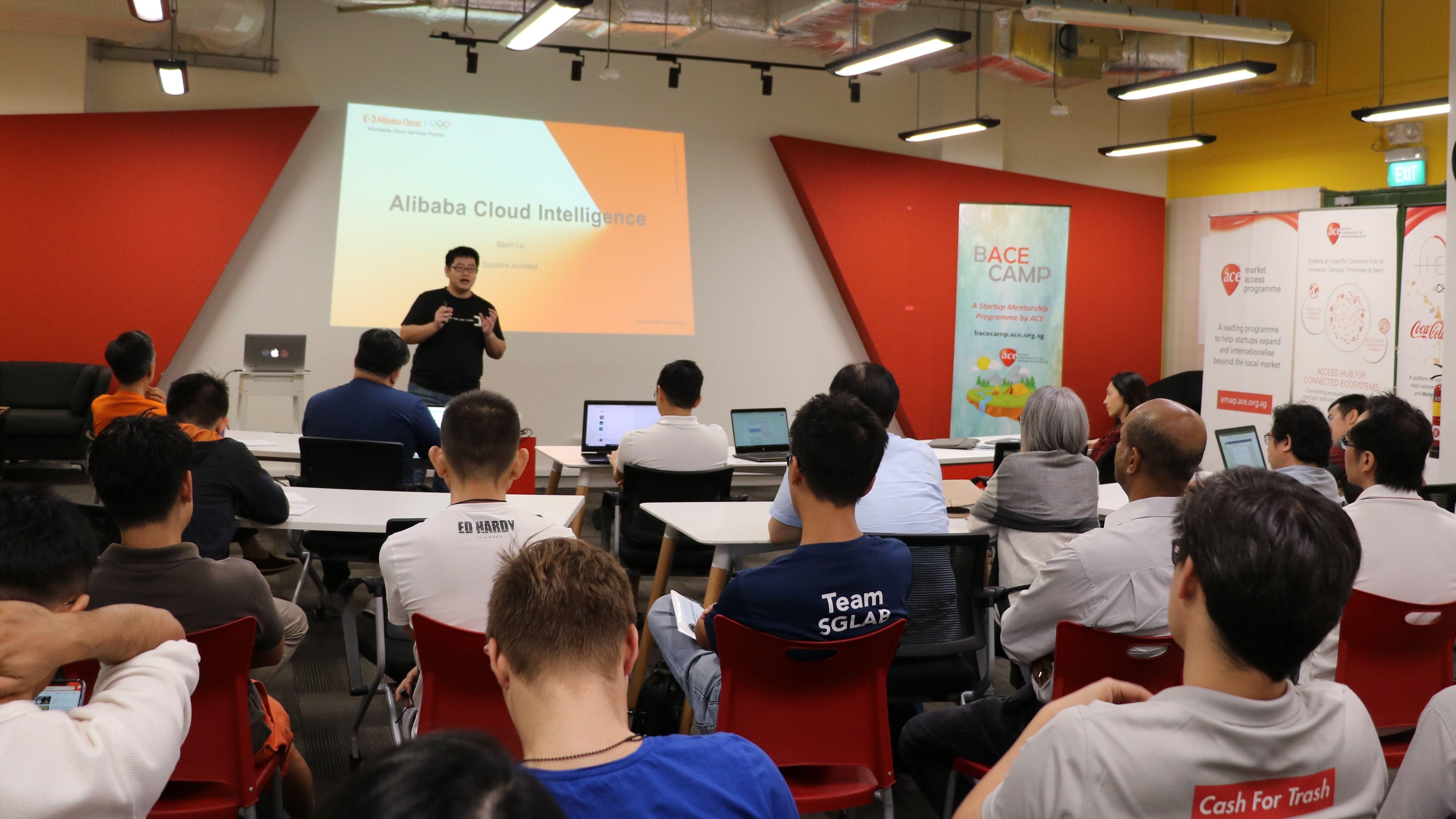 Alibaba Cloud Singapore Community