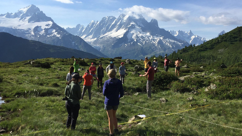 Transmettre la Science et La Montagne
