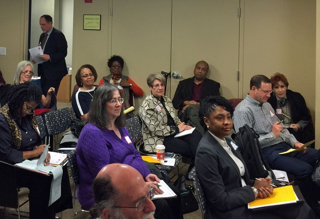 40Plus DC Career Transition Resources Group