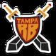 The Tampa Ruby Brigade Logo