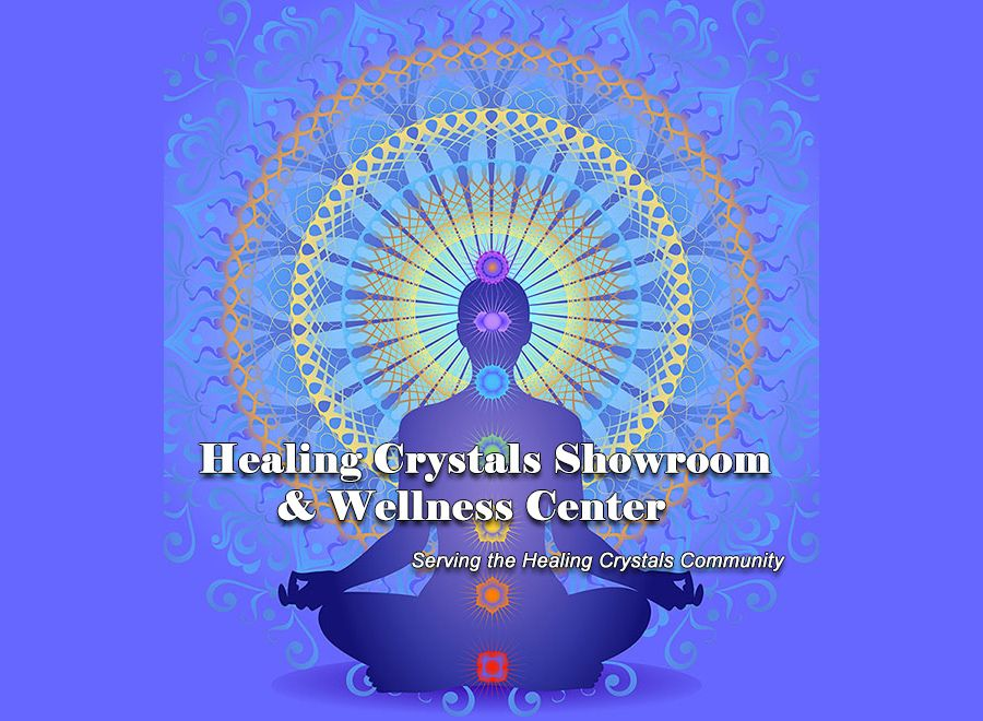 Healing Crystals Showroom & Wellness Center