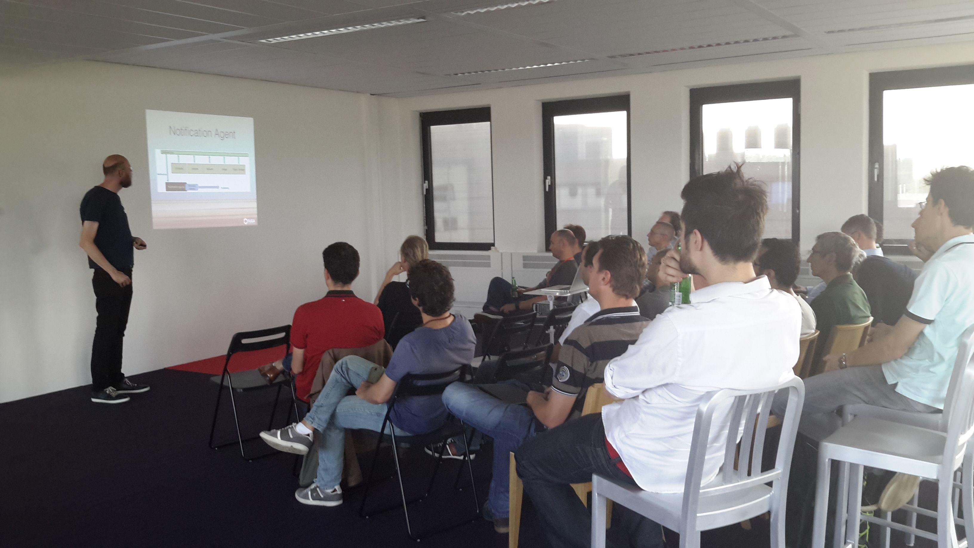 Openstack & Ceph User Group Amsterdam