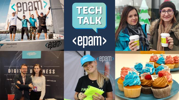 EPAM TechTalks Gdansk