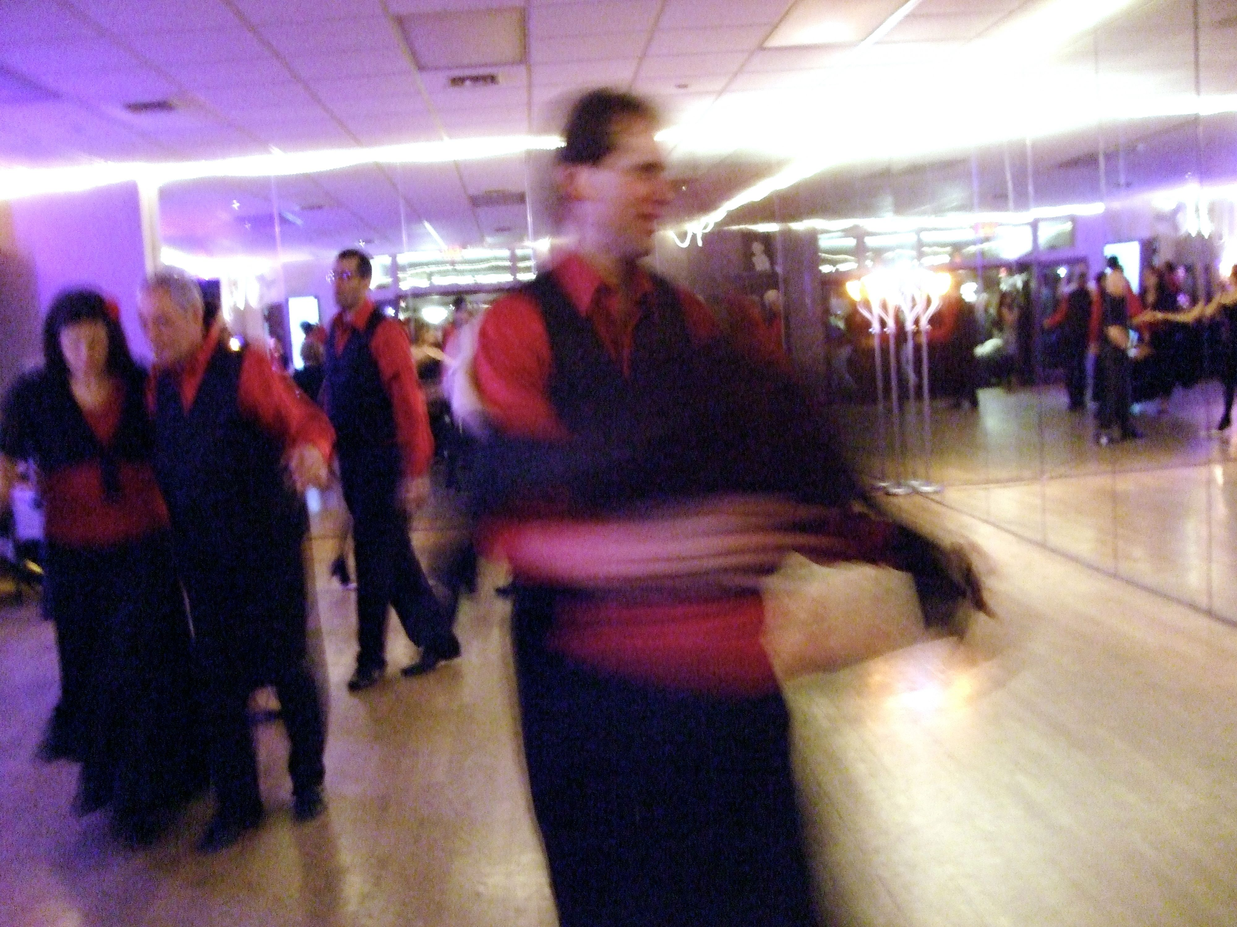 The New York Ballroom Dance Meetup