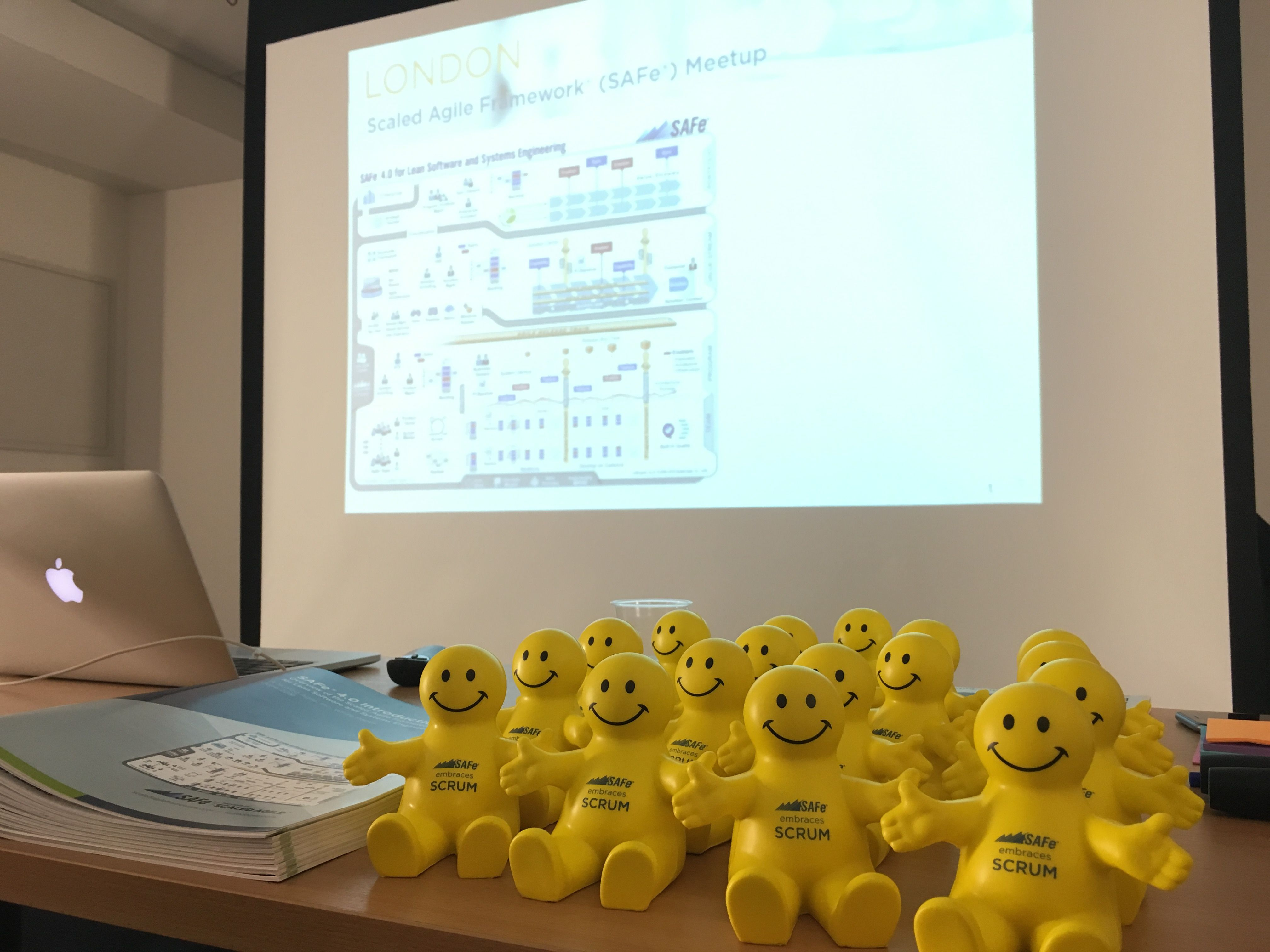 London Scaled Agile Framework® (SAFe ™) Meetup