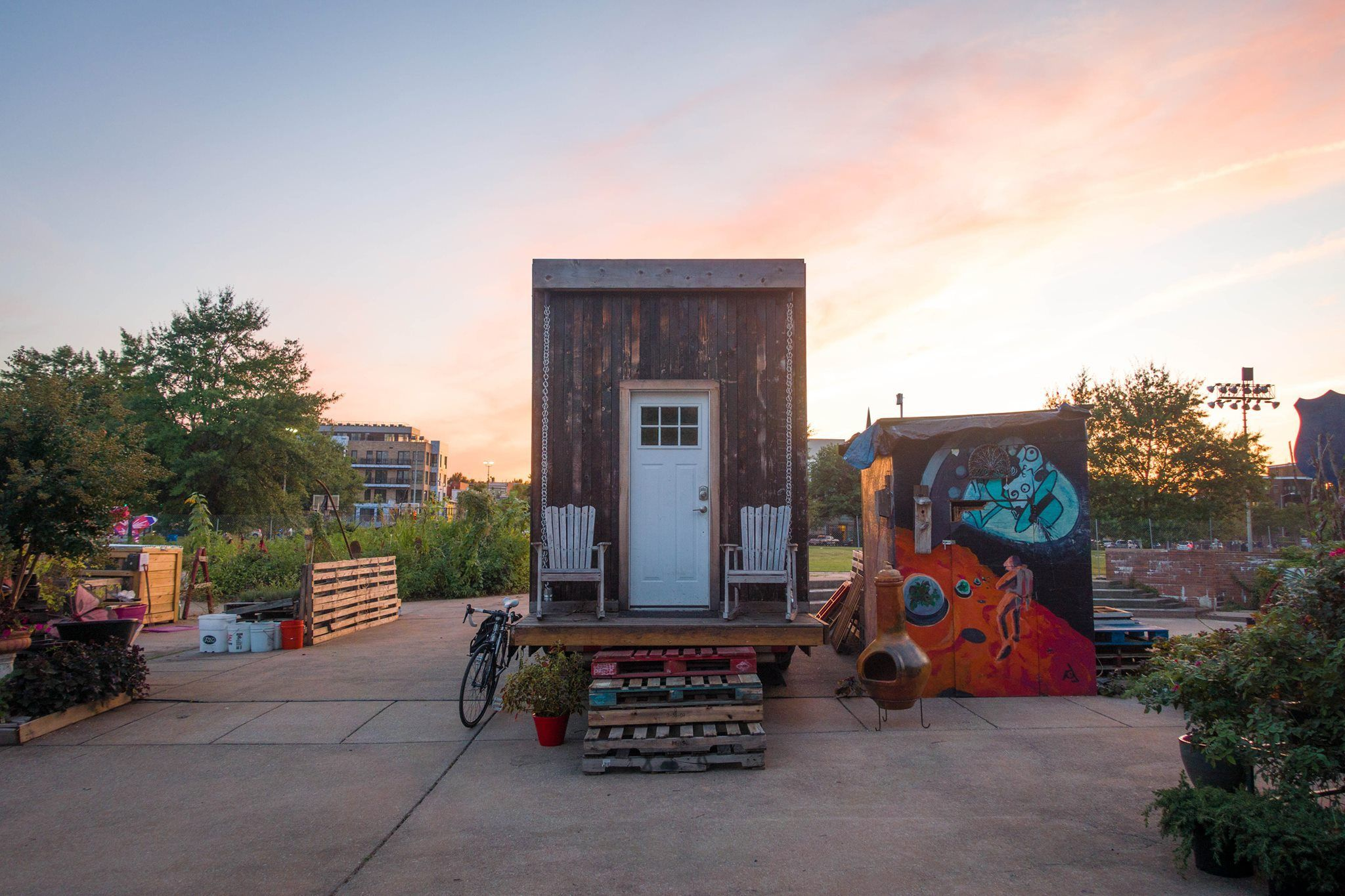 Tiny House Enthusiasts in DC
