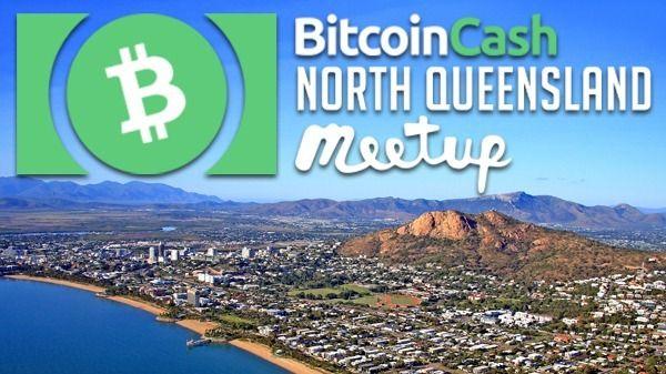 Bitcoin Cash North Queensland