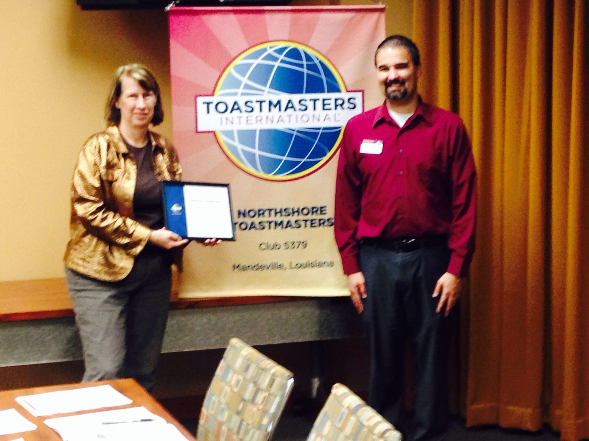 Northshore Toastmasters Clubs - Leadership & Public Speaking